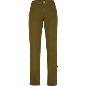 E9 Flower Pants Women olive
